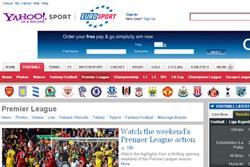 Yahoo! and Virgin Media latch on to new football season