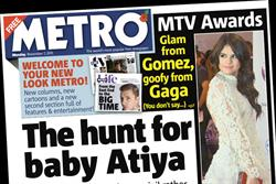 Metro introduces first-ever celebrity columnist as part of refresh