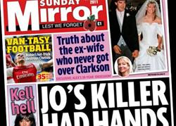 Trinity Mirror credits NotW closure for revenue boost