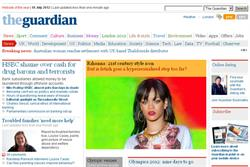 Guardian partners with audience targeting specialist