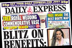 Paper Round (28 April) - Which clients are advertising in the national press?