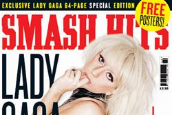 Smash Hits to return to newsstands with Lady GaGa special