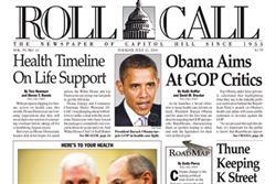 Economist Group buys Congressional Quarterly