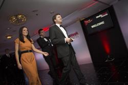 Pictures: Media Week Awards 2012 - reception