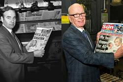 "Murdoch claims 3m sales for ""fearless"" Sunday's Sun"