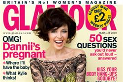 MAGAZINE ABCs: Glamour stays at the top of women's glossies despite drop in circulation