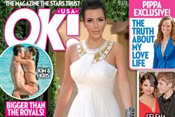 Desmond sells OK! Magazine in US to Playboy's American Media