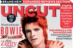 IPC unveils redesign for music mag Uncut