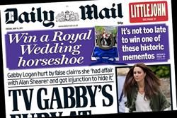 Paper Round (6 May) - Which clients are advertising in the national press?