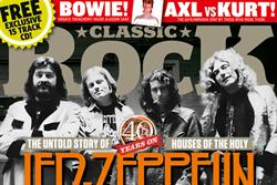 Former GMG execs buy Classic Rock and Metal Hammer for £10.2m