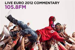 Absolute Radio readies Ian Wright Euro 2012 show ads