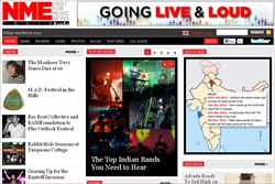 NME to launch print edition in India