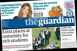 Paper Round (10 May) - Which clients are advertising in the national press?