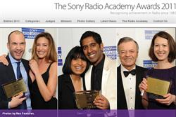 Commercial radio takes home 14 Sonys