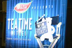 DCM and Primesight roll out interactive cinema six-sheets