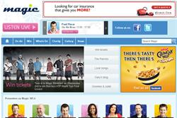 Bauer Media redesigns radio websites