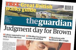 Guardian to axe more than 100 jobs