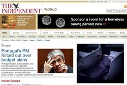 Newspaper ABCes: Independent overtakes Mirror online