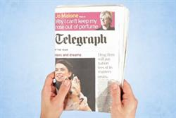 Telegraph's Barclay Brothers lead UK media's rich elite