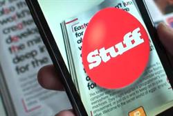 Stuff Magazine goes interactive with Blippar