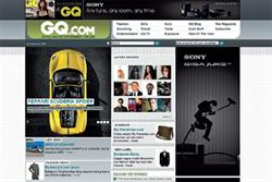 GQ looks to sharpen its upmarket appeal online