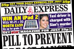 Paper Round (28 March) - Which clients are advertising in the national press?