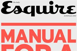 Esquire produces style manual for London Fashion Week