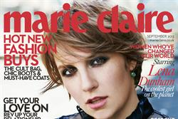 Marie Claire turns 25 with bumper UK issue
