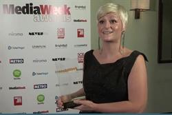 Reaction from Media Week Awards 2013 winners: Part one