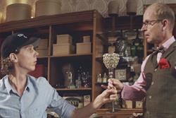 First-look at Mirror's #madeuthink TV ad