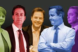What influence have newsbrands had in the 2015 General Election?