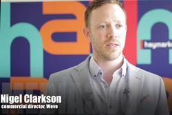 Weve's Nigel Clarkson says: 'Stop, collaborate and listen'
