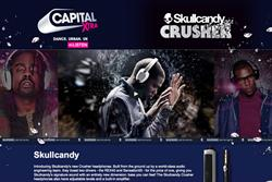 Skullcandy becomes first commercial partner of Capital Xtra