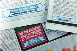 The Sun aims to boost social footprint with daily #hashtag stories