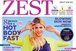 Hearst closes Zest magazine