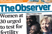BR Video: Public say they won't miss The Observer