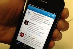 How Tweets influence mobile and tech shoppers