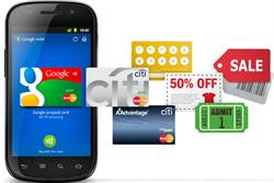 Google unveils mobile Wallet and Offers services
