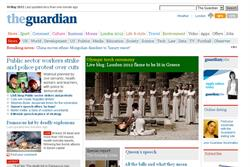 Guardian News & Media racks up nominations for AOP's 2012 Awards