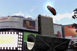 Appointment to view: Volkswagen adopts AR for Beetle billboard stunt