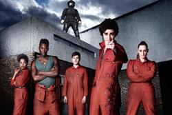 Misfits series debuts with 1.1 million on E4