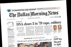 Dallas Morning News to erect paywall