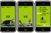 Recycle for London mobile game urges users to starve their bin