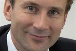 Oxford Media Convention: Hunt to outline plans for local TV