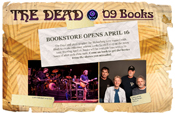 The Dead partners with Blurb to sell personalised concert books