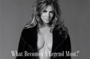 Elizabeth Hurley slammed for glamourising the wearing of fur
