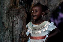 Save the Children 'no child born to die' by Adam & Eve