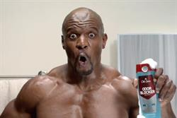 Old Spice 'odor blocker' by Wieden+Kennedy Portland