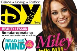 Egmont to launch Disney magazine in UK