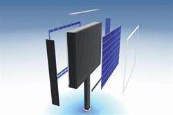 Prismaflex launches self-powered outdoor displays